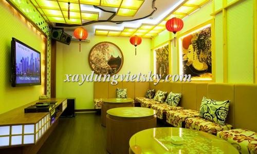 Thiết kế phòng hát Karaoke phong cách Nhật Bản_04