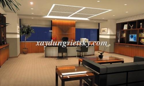 Thiết kế văn phòng Cty An Thịnh Phát, Hoàng Mai.