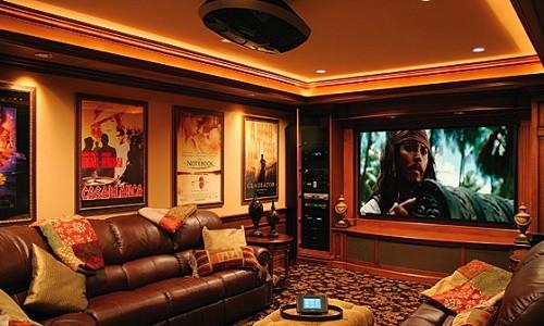 Phòng xem phim gia đình