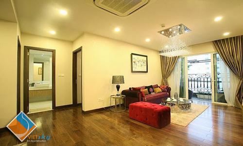Thiết kế nội thất chung cư, xây dựng và cải tạo chung cư Ecopark hiện đại, sang trọng và ấn tượng