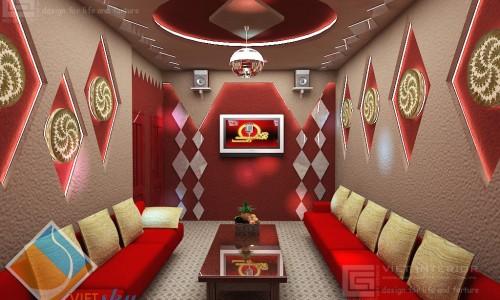 Mẫu Phòng Hát Hàn Quốc 02