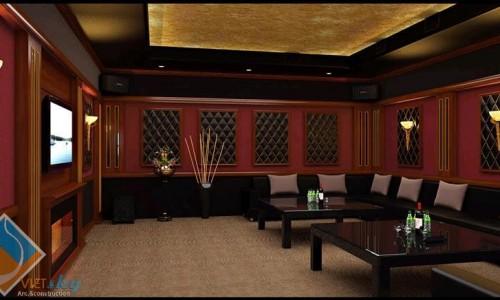 Mẫu Phòng Hát Hàn Quốc 08