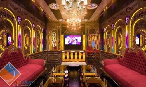Xu hướng thiết kế phòng karaoke 2018